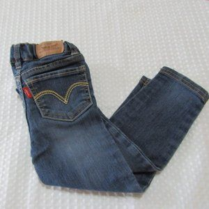 Toddler Jeans Levi Size 2 regular